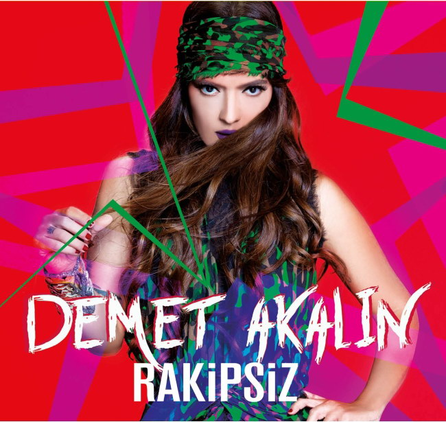 دانلود آلبوم Demet Akalin به نام Rakipsiz