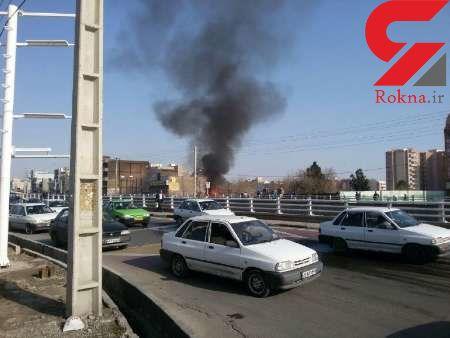 فیلم 9 انفجار پی در پی در اسلامشهر