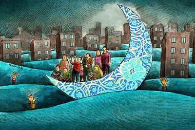 جوک جدید ماه رمضان ۹۶ | جوک طنز و خنده دار ماه رمضان