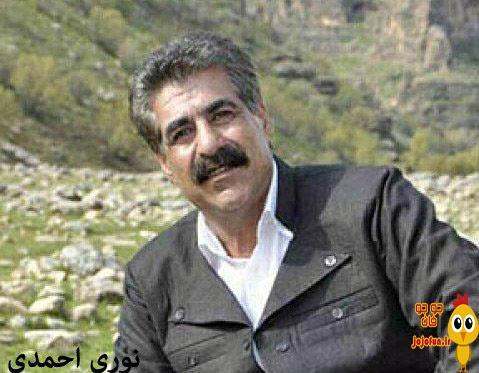 آهنگ جدید نوری احمدی به نام عزیزم آوارم کردی