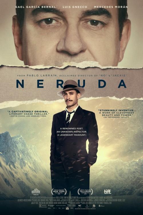 دانلود رایگان فیلم Neruda 2016