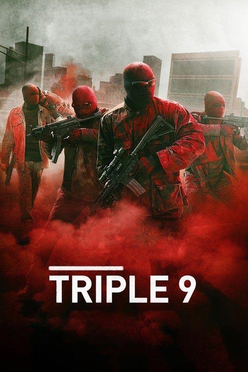 دانلود فیلم Triple 9