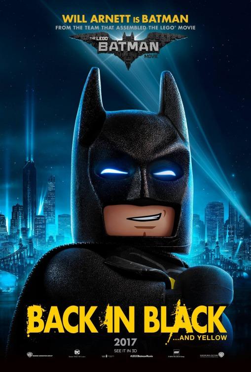 دانلود انیمیشن جدید The Lego Batman Movie 2017