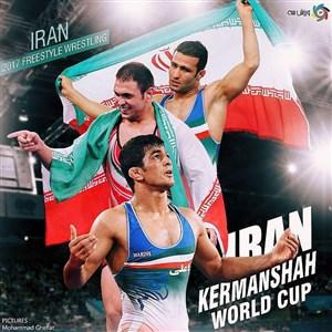 دانلود مسابقات کشتی ایران و آمریکا در فینال جام جهانی کشتی آزاد کرمانشاه