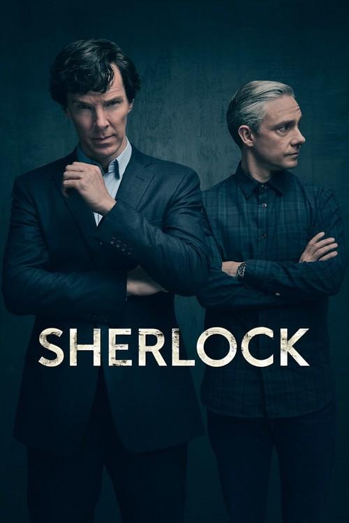 دانلود سریال شرلوک با دوبله فارسی
