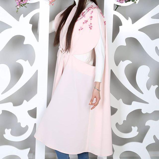 مدل مانتوی دخترانه برای عید