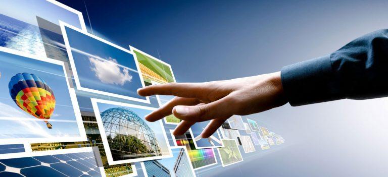 طراحی سایت فروشگاهی و تاثیر اسلاید تصاویر
