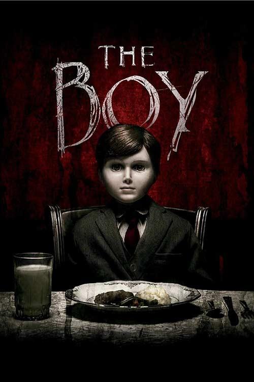 دانلود فیلم پسر با دوبله فارسی The Boy 2016