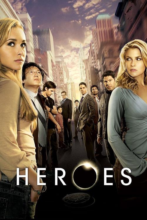 دانلود سریال  Heroes با دوبله فارسی