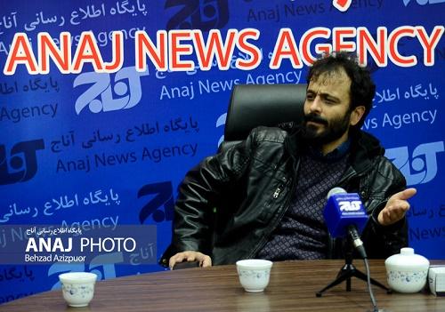 بازنشر مصاحبه پایگاه اطلاع رسانی آناج با یک فعال فرهنگی...