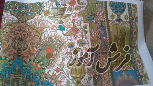 اموزش بافت نقشه های سنتی فرش و تابلو فرش
