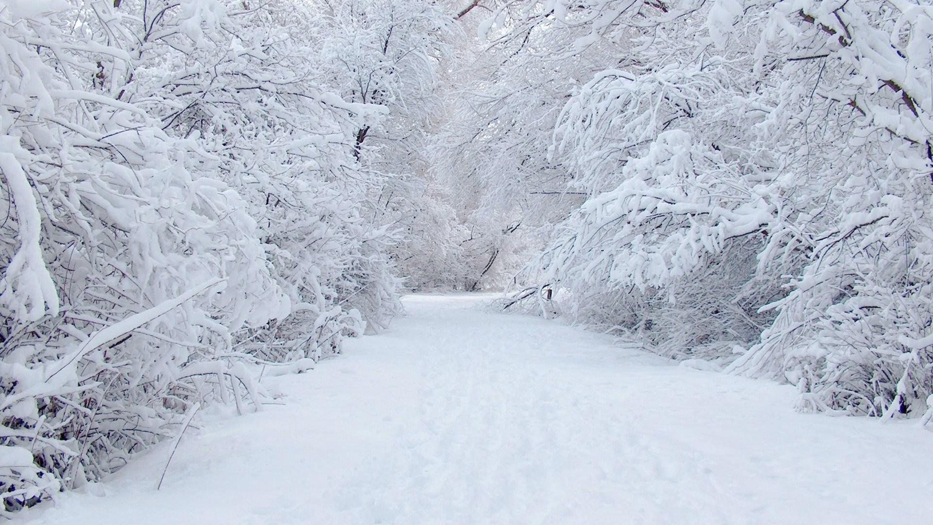 تصویر برف hd