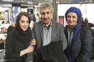 عکس های ستاره های ایرانی در کنار پدر و مادرشان