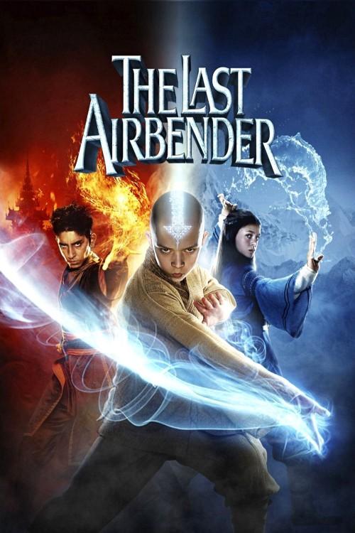 دانلود دوبله فارسی فیلم آخرین باد افزار The Last Airbender 2010