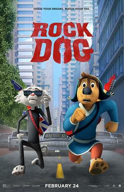 دانلود رایگان فیلم Rock Dog 2016