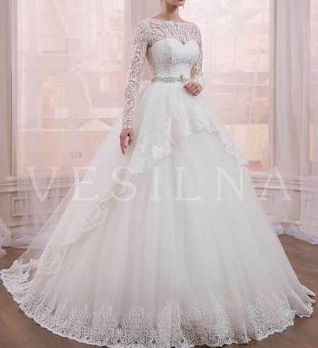 مدل لباس عروس جديدترين