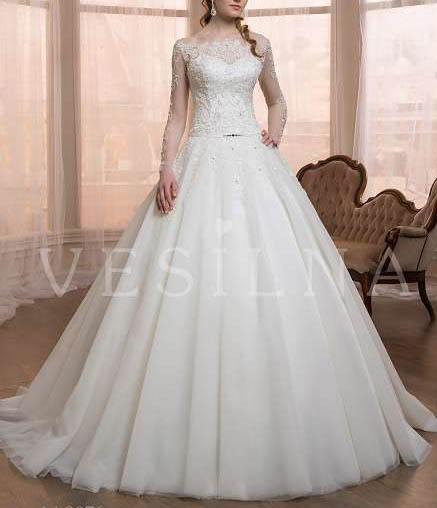 مدل لباس عروس جدید اروپایی