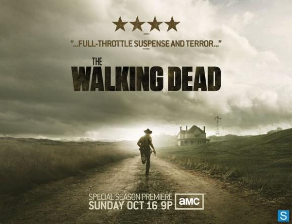 دانلود فصل سوم سریال The Walking Dead