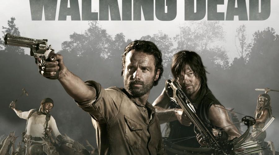 دانلود فصل چهارم سریال The Walking Dead