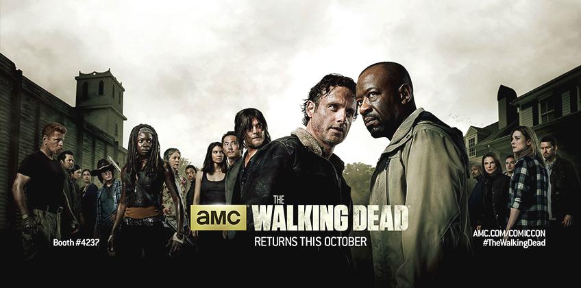 دانلود فصل ششم سریال The Walking Dead