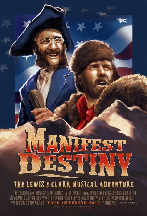 دانلود رایگان فیلم Manifest Destiny 2016