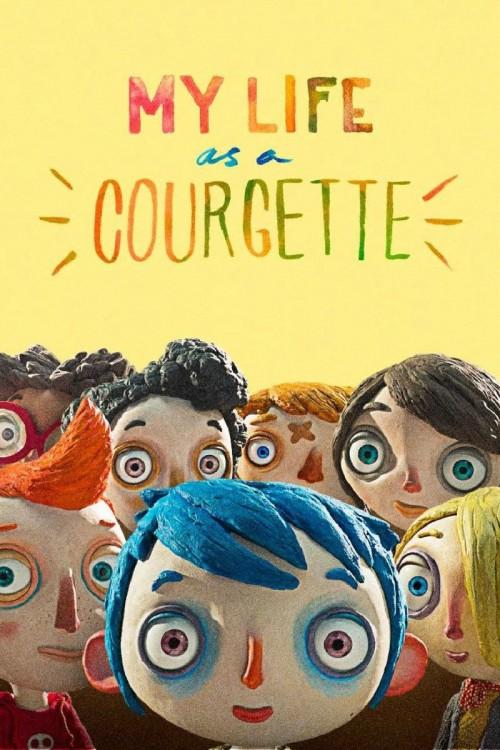 دانلود رایگان انیمیشن My Life As A Zucchini 2016