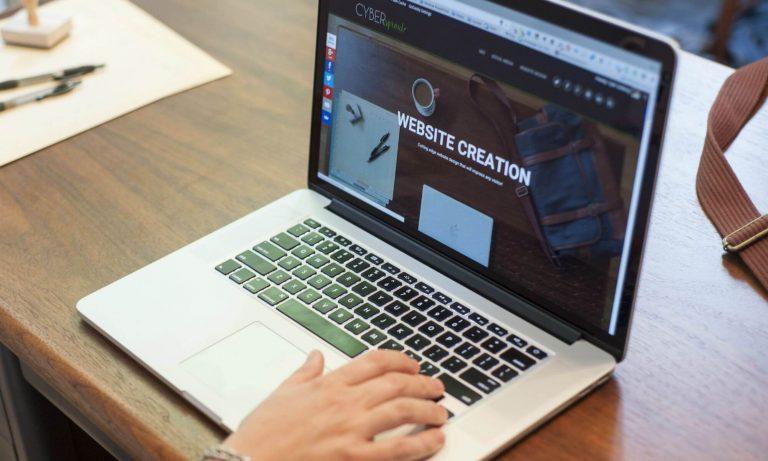 امکانات مورد نیاز برای طراحی سایت شخصی جهت معرفی