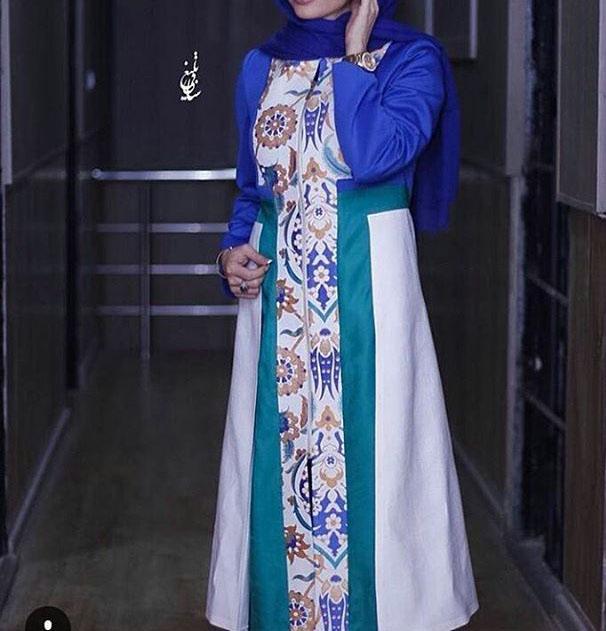 مدل مانتو جدید دخترانه عید 96,