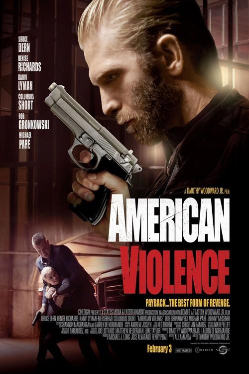دانلود فیلم American Violence 2017