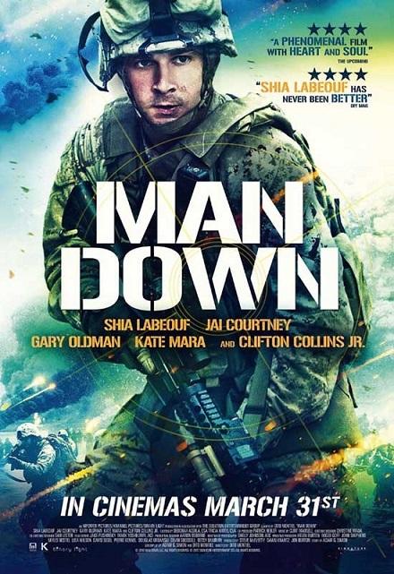 دانلود فیلم Man Down 2015