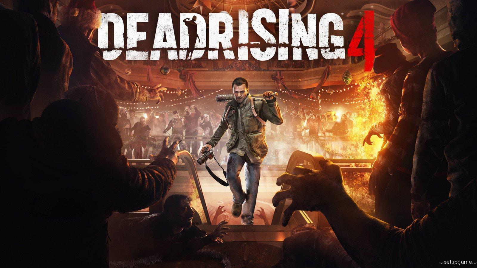 تاریخ انتشار عنوان Dead Rising 4 بر روی شبکهی استیم مشخص شد