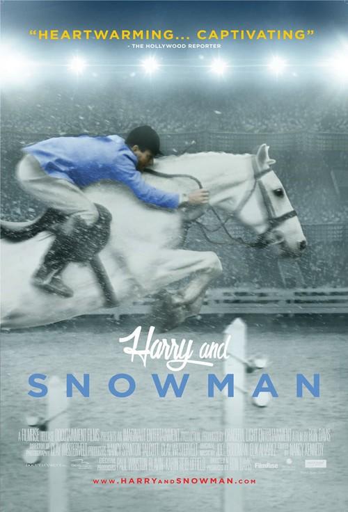 دانلود فیلم Harry and Snowman 2015