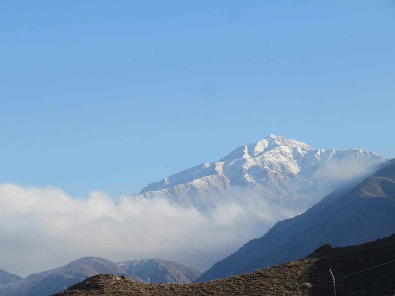 ای کوه سپید پای دربند