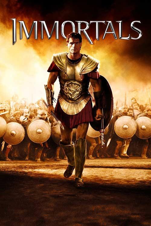دانلود فیلم Immortals 2011