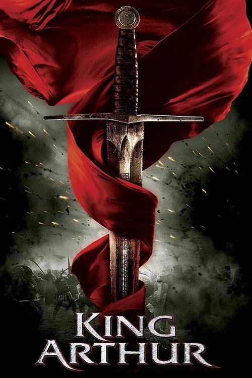 دانلود دوبله فارسی فیلم King Arthur 2004
