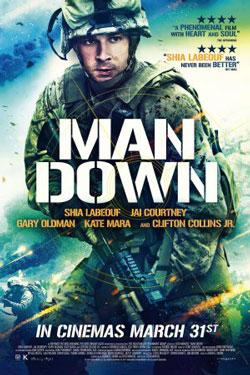 دانلود رایگان فیلم خارجی Man Down 2015