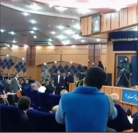 دانلود فیلم فریادهای علی ساری نماینده اهواز بر سر ابتکار