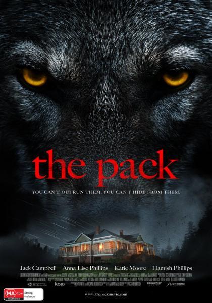 دانلود دوبله فارسی فیلم گله The Pack 2015