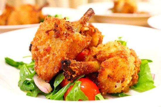 چگونه ایده هایی برای مرغ مهمانی شام داشته باشیم