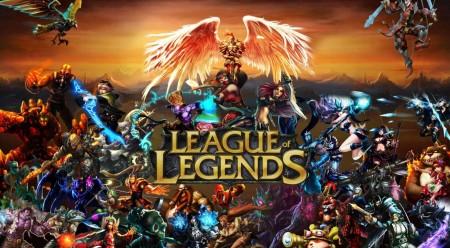 دانلود بازی League of Legends