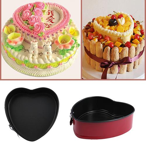 قالب کیک کمربندی مربعی