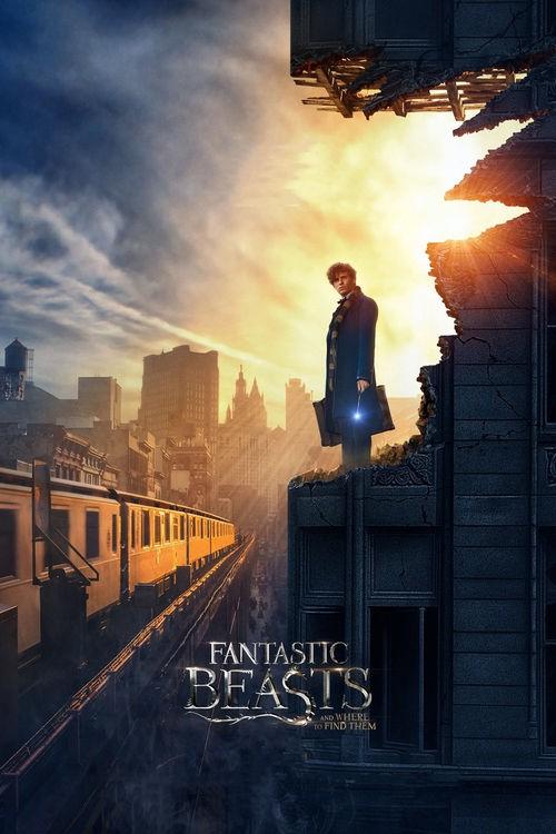 دانلود رایگان فیلم بسیار زیبای Fantastic Beasts and Where to Find Them 2016