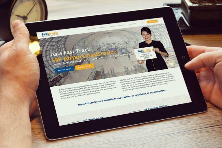 طراحی سایت آژانس مسافرتی و فواید آن