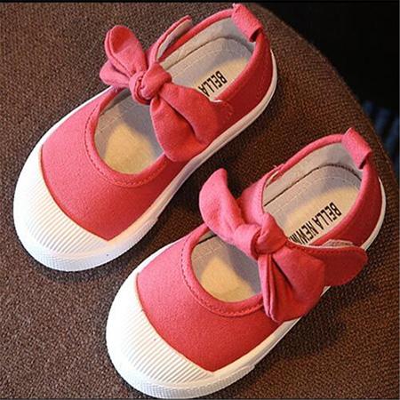 مدل کفش های کودکانه بهاری دخترانه