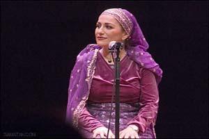بیوگرافی مریم ابراهیم پور خواننده زن ایرانی