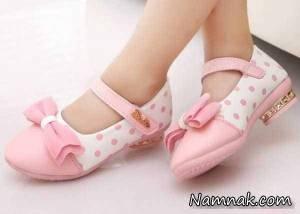 مدل کفش های بهاری دخترانه