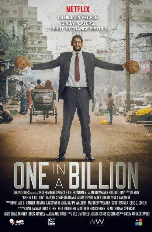 دانلود رایگان فیلم One in A Billion 2016