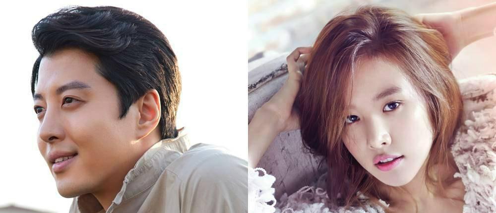 بعد از جدایی از #Jiyeon ، تایید شده که #LeeDongGun با بازیگر #JoYoonHee قرار میگذارد