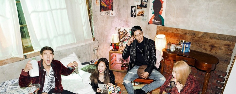 بیوگرافی گروه کره ای K.A.R.d