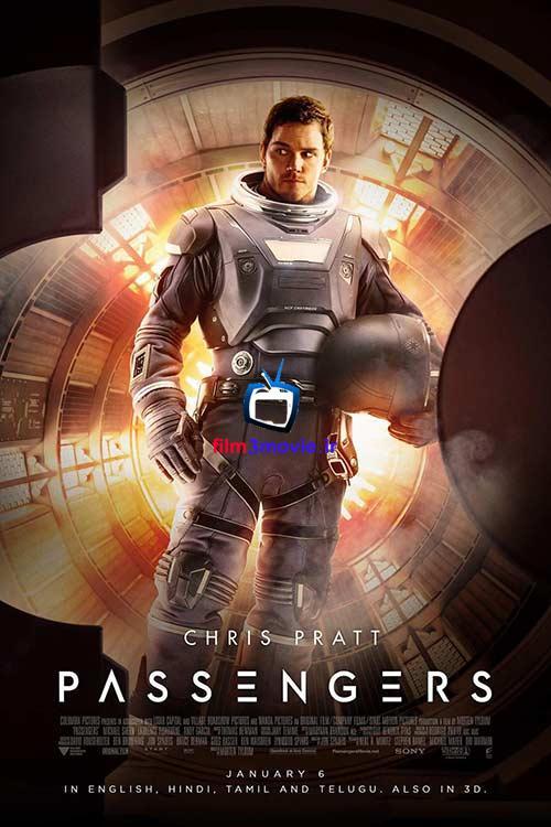 دانلود فیلم Passengers 2016..